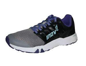 Inov8 Damen Alltrain 215 Trainingsschuhe Gym Fitness Schuhe Sneaker grau/lila 38