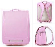 Randoseru light Pink Backpack A4 clear file available school bag overseas #27