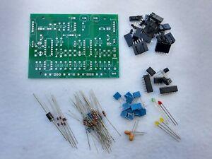Fencing Scoring Machine - epee mainboard DIY kit