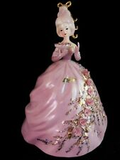 Josef Originals Figurine JEANNE Colonial Days Series Lady Large Statue w/ labels