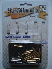 AFV Club 1:35 Scale 8.8cm L/56 Ammunition AF35087