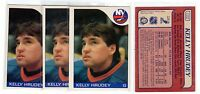 1X KELLY HRUDEY 1985 86 OPC #122 RC Rookie NM-NMMT O Pee Chee Lots Availab Kings