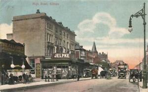 1906 KILBURN High Road  LONDON  Postcard