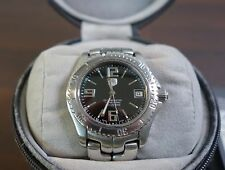 TAG HEUER LINK 38mm Stahl Automatic Chronometer WT5210 Full-Set