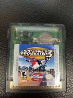 Tony Hawk's Pro Skater 3 (Nintendo Game Boy Color, 2001)