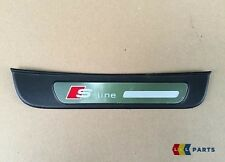 Genuine Audi A5/s5 S Line Rear Right Door Entry Sill Strip 8T8853376B01C OEM