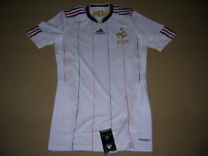 France Soccer Jersey Football Adidas Player Issue Shirt Maglia Trikot AW Techfit