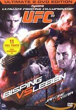 UFC 89 Bisping vs Leben [DVD] By Michael Bisping,Chris Leben,Keith Jardine,Br.