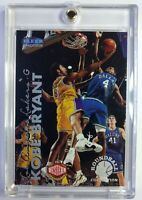 1999-00 Fleer Tradition Roundball Collection Kobe Bryant #2RB, Lakers, HOF