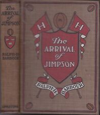 BARBOUR, RALPH HENRY-THE ARRIVAL OF JIMPSON--1905