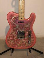 '69 Fender Pink Paisley Telecaster Japan 1999-2002