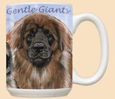 Leonberger Ceramic Coffee Mug Tea Cup 15 oz