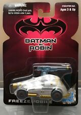Batman & Robin 1996 Collectible Die-Cast Metal Freezemobile