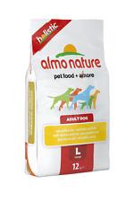 Almo Nature Holistic Adult Large dog 12 kg Pollo e Riso per Cani