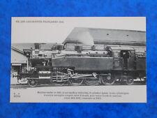 Machine-Tender n°4401 pour Trains Lourds de Banlieue...Const.1911. ( Est )