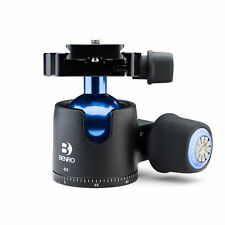 Benro G2 Low Center Camera Ball Head & QR Plate Package suit ArcaSwiss