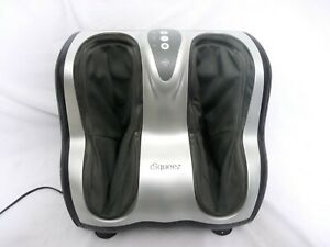 BROOKSTONE OSIM ISQUEEZ OS-8000 MASSAGER FOOT CALF CIRCULATION SWELLING