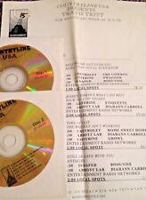 RADIO SHOW: COUNTRY LINE USA PRESENTS TRAVIS TRITT 2/9/98  2 HR SPECIAL,18 TUNES