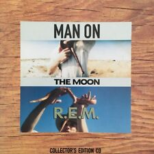 REM - Man On The Moon - German Collectors Edition 4 Track CD Single 1999