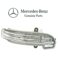 For MB W203 C-Class Passenger Right Door Mirror Turn Signal Light LED Genuine