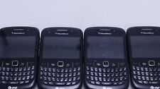 Lot Of 11 Poor Unlocked At&T Blackberry Curve 8520 Qwerty Keyboard