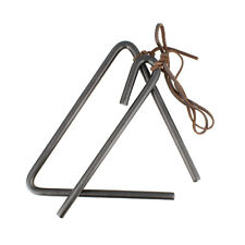 Triangle Call Bell – Outdoor Bell Ringer Triangle Dinner Bell Dinner Triangle