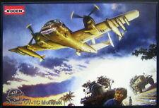 Roden Models 1/48 GRUMMAN OV-1C MOHAWK U.S. Army Multi-Role Attack Aircraft