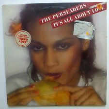 The PERSUADERS It's all about love LP SEALED R&B 1976   Fm289