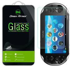 [2-Pack] Dmax Armor Sony PlayStation Vita 1000 Tempered Glass Screen Protector