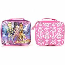 Official TINKERBELL  Pirate Fairies Insulated School Travel Picnic Lunch bag