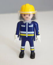 PLAYMOBIL (G2204) POMPIERS - Pompier en Tenue d'Intervention 4675