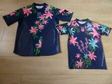Lot 2 Anciens Maillot Rugby Stade Français Paris T.Adulte S & XL Top 14 Adidas
