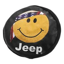 Hot Racing SCX36117H SCX36117H 1/10 Happy Face Spare Tire Cover SCX10