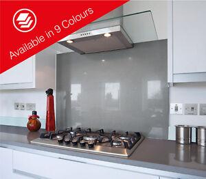Lustrolite Glass Hob Splash Backs 760mm x 700mm x 4mm