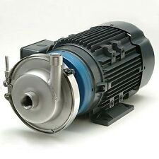 """Centrifugal Pump - 3 1/4 Impeller - 1/2HP - 115/230V, 1/2"""" Discharge, 3/4"""" Inlet"""