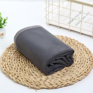 59x29inch Microfiber Towel Compact Quick Dry Travel Gym Beach Yoga Camping Light