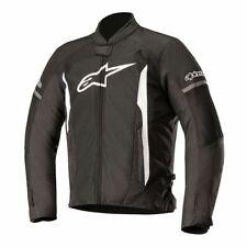 Alpinestars T-Faster Air Motorcycle Jacket Black/White LG