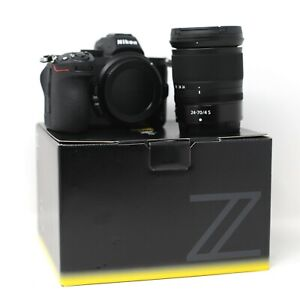 Nikon Z5 Mirrorless Digital Camera + Z 24-70mm f/4 S Lens - UK NEXT DAY DELIVERY