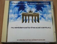 MFS Presents - NU Ambience For The 21st Century  Paul Van Dyk Ambient Trance Ltd