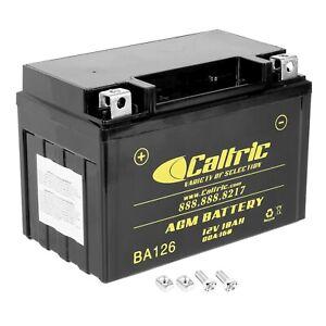 AGM Battery for Suzuki GSX-R1000 GSXR1000 2005-2009 2011 2012 2013 2014 15 2016