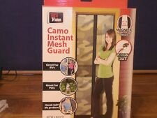 Cameo Instant Mesh Guard /Mesh Door.Goes Anywhere New In The Box