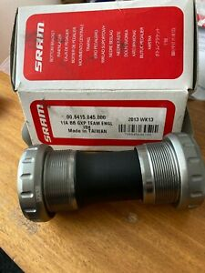 SRAM 00.6415.045.000 Bottom Bracket 11A BB GXP TEAM ENGLISH  new boxed EXT BB