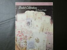 Rosemary Drysdale: COUNTED BEADED EMBROIDERY- BEADED CELEBRATIONS 1983