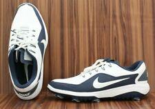 Nike Men's REACT VAPOR 2 Golf Shoes, 12US {Navy-White/Metallic White}New,No Tags
