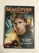 MacGyver: The Tv Movies (Dvd, 2010) Brand New