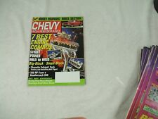Chevy High Performance Magazine ~ November 1999 ~ 7 Best Engine Combos -Street