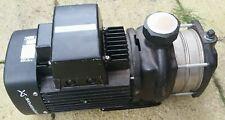 Grundfos CH12-50 A-W-A cvbv orizzontale Multistage Pompa 240v #412