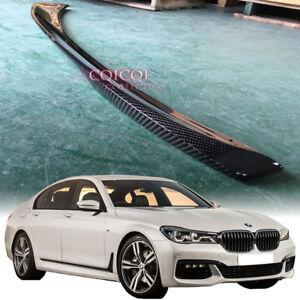 Carbon BMW 16~ G11 G12 7-series Sedan High Kick performance type trunk spoiler◎