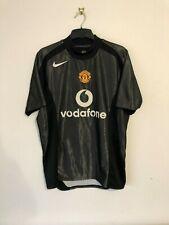 Manchester United Football Shirt 2004/05 04/05 Medium M Keeper GK goalkeeper