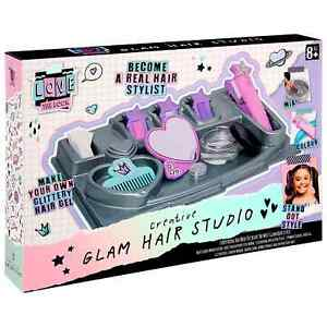 Creative Glam Hair Studio Play Set With Accessorie Ideal Xmas Gift For Your Kids